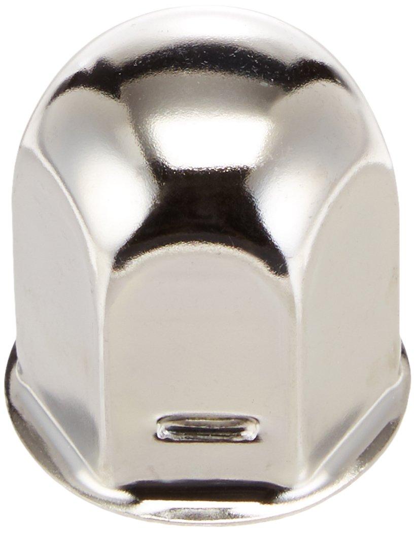 Quantity 4 27 mm Dicor V195F9-EJN-MF Jam Nut with Cover Chrome