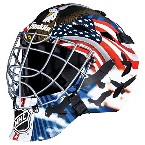 Franklin Sports GFM 1500 Glory Goalie Face Mask