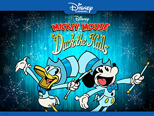 Amazon Com Duck The Halls A Mickey Mouse Christmas Special