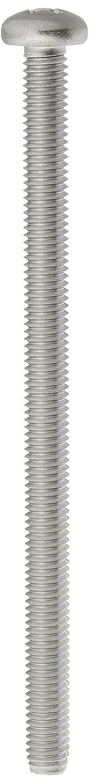 uxcell M5x80mm Machine Screws Phillips Cross Pan Head Screw 304 Stainless Steel Fasteners Bolts 10Pcs