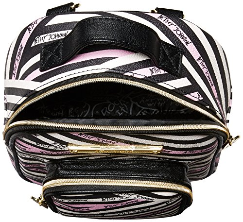 Betsey Johnson Women's Mini Convertible Backpack Multi One Size by Betsey Johnson (Image #2)