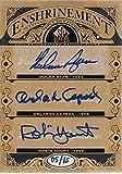 2012 Upper Deck NOLAN RYAN/ROBIN YOUNT/ORLANDO CEPEDA SP Signature Autograph /15 - MLB Autographed Baseball Cards