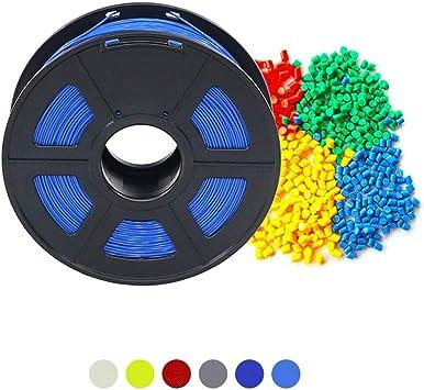 ABS Filamento/Filamento De Impresión 3D / Filamento ABS 1.75mm ...