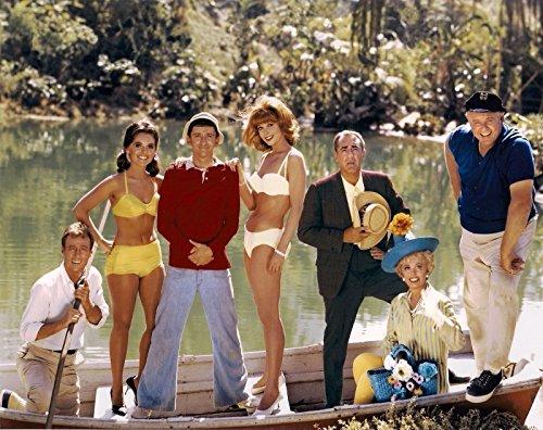 Gilligans Island Whole Cast 8x10 Photo]()