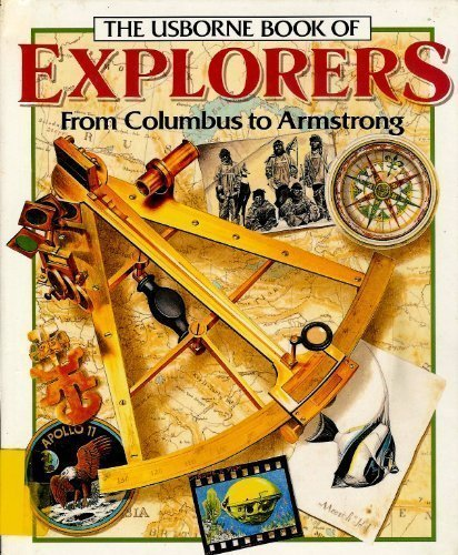the-usborne-book-of-explorers-famous-lives-e-d-c-hardcover