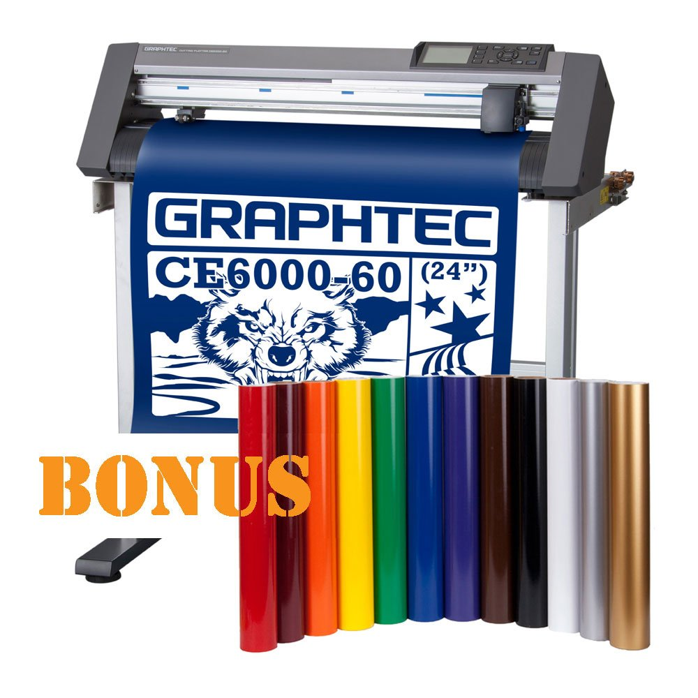 Graphtec America Vinyl Cutting Machines