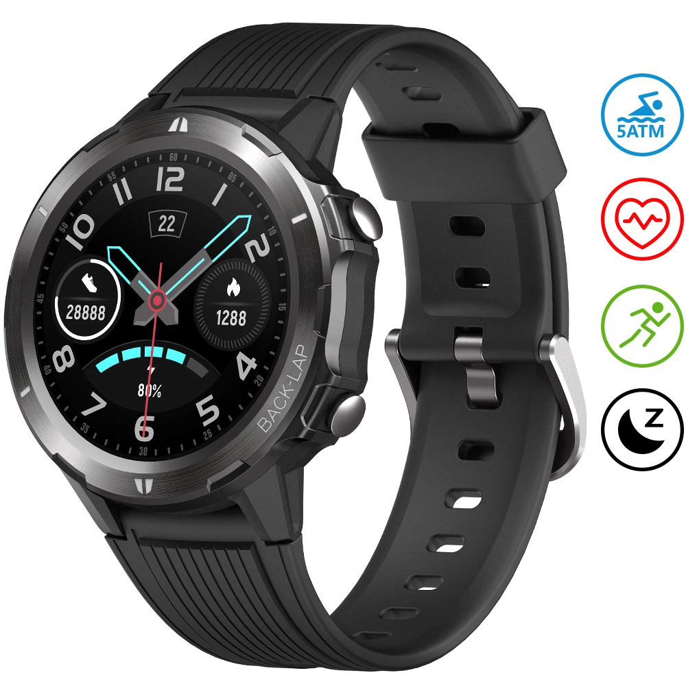 umidigi-smart-watch-fitness-tracker-uwatch-gt-smart-watch-for-android-phones-activity-tracker-smartwatch-for-men-with-sleep-monitor-all-day-heart-rate-5atm-waterproof