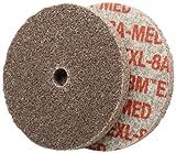 Scotch-Brite(TM) EXL Unitized Wheel, 3 in x 1/8 in x 1/4 in 8A MED, 40 per case