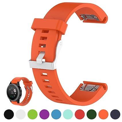 IFEEKER Correa para smartwatch con GPS, pulsera de repuesto, ancho ...