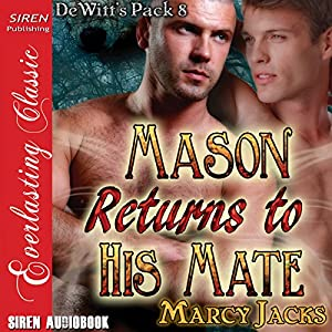 Mason Returns to His Mate Audiobook