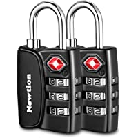 2-Pack Newtion TSA Approved Luggage Locks