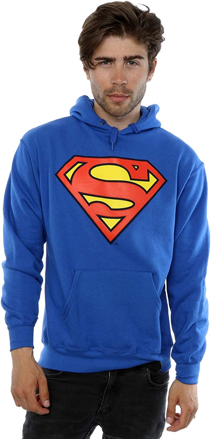 Hombres - Official - Superman - Capucha (XL)