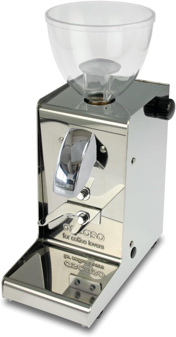 ascaso Molinillo de café isteel Mini I2 con temporizador de acero ...