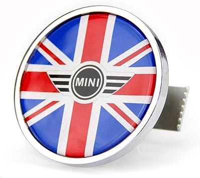 For Mini Cooper Black Emblem Badge Metal  Cooper S Logo Countryman Clubman