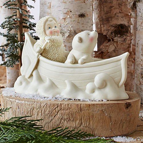 """Review Department 56 Snowbabies """"Two"""
