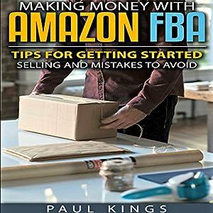 Making Money with Amazon FBA Audiobook
