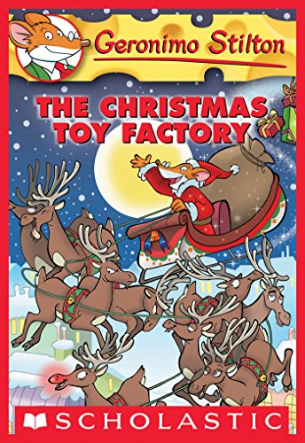 Geronimo stilton 27 the christmas toy factory kindle edition by geronimo stilton 27 the christmas toy factory by geronimo stilton fandeluxe