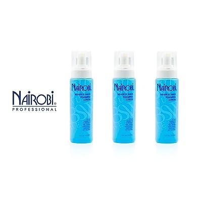 (VALUE PACK OF 3) NAIROBI WRAPP - IT SHINE FOAMING LOTION 8oz