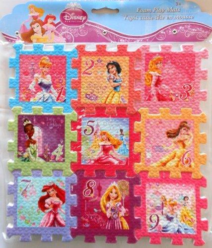 Disney Princess Foam Play Mat 9