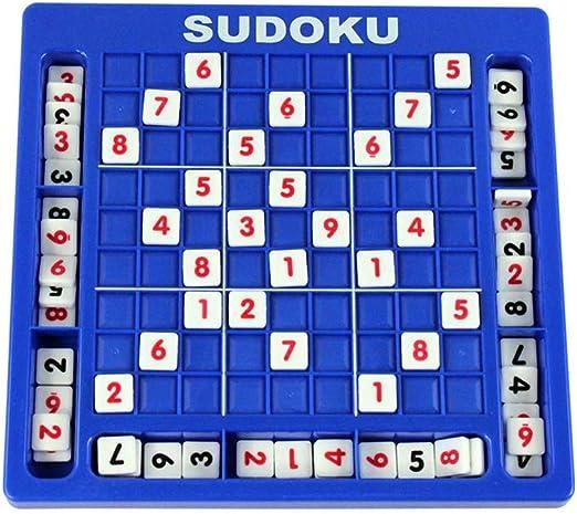 YUELAI Juguete De Juego De Sudoku,Jiugongge Intelligence Game ...
