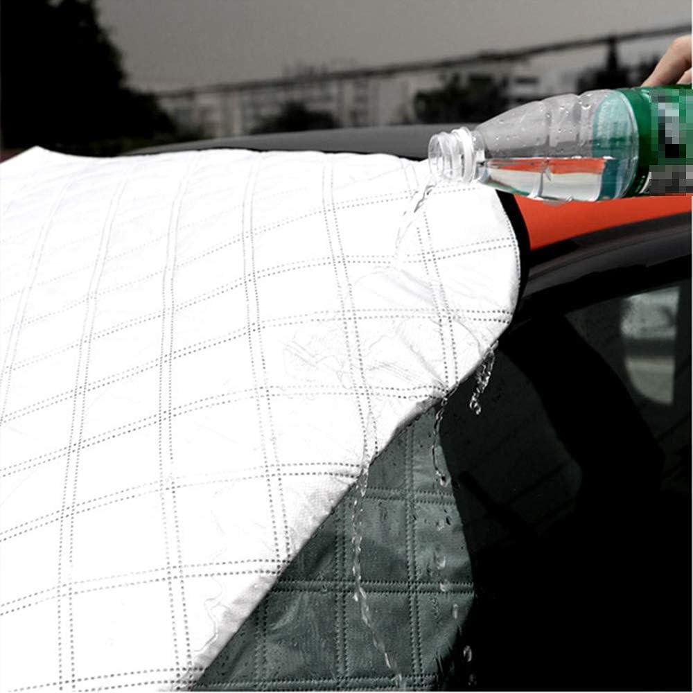 Auto Styling Zubeh/ör JTAccord Auto Sonnenschutz Windschutzscheibe Frontfenster Sonnenschutz W/ärmed/ämmschutz Dekor f/ür Smart Fortwo Forfour 451 453