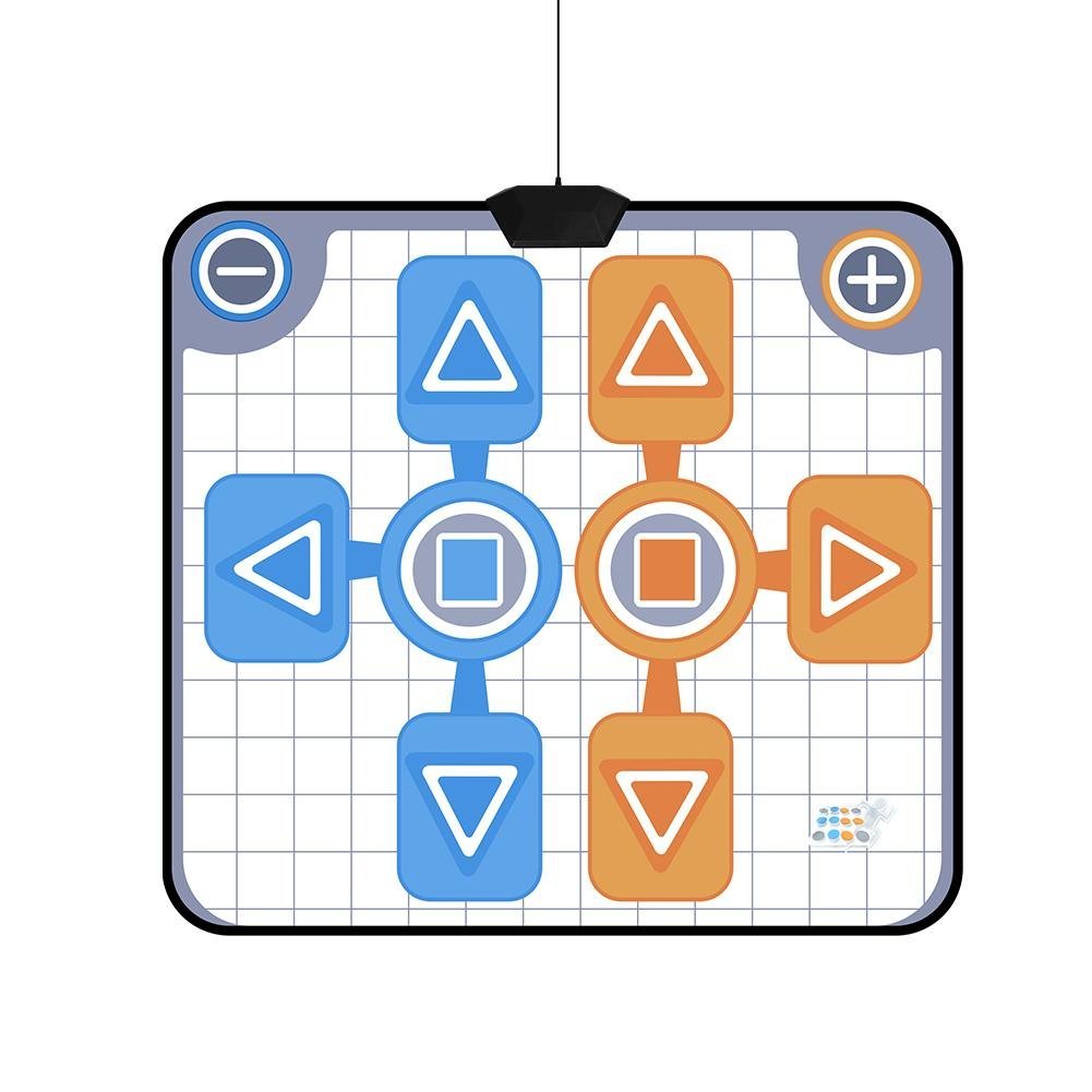 Double Person Dance Mat for Wii Games