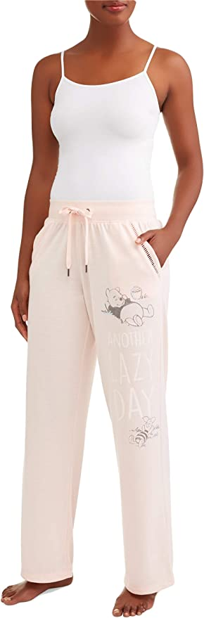 Disney Winnie The Pooh Pyjama pour femme Gris chin/é
