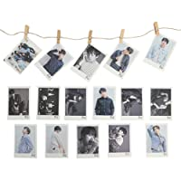 Yharadraf 22/30Pcs KPOP BTS Nouvel Album Photo LOMO Carte Magazine avec le Costume Photo
