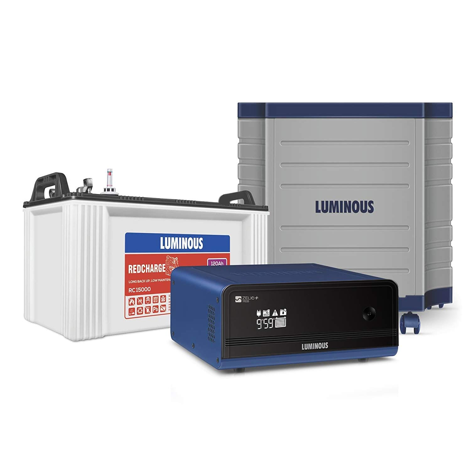 Luminous Inverter & Battery Combo