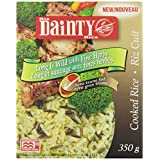 Dainty Long and Wild with Fine Herbs Canned Rice, 12-Count