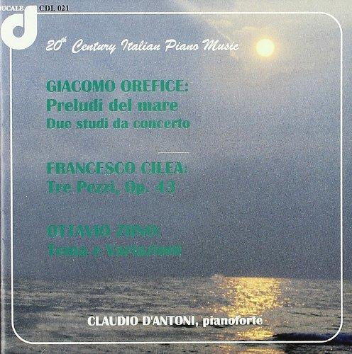 (20th Cent. Italian Piano Music)