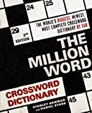The Million Word Crossword Dictionary, Stanley Newman and Daniel Stark, 0061689017