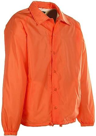 First Class 100% Nylon Windbreaker at Amazon Men's Clothing store: