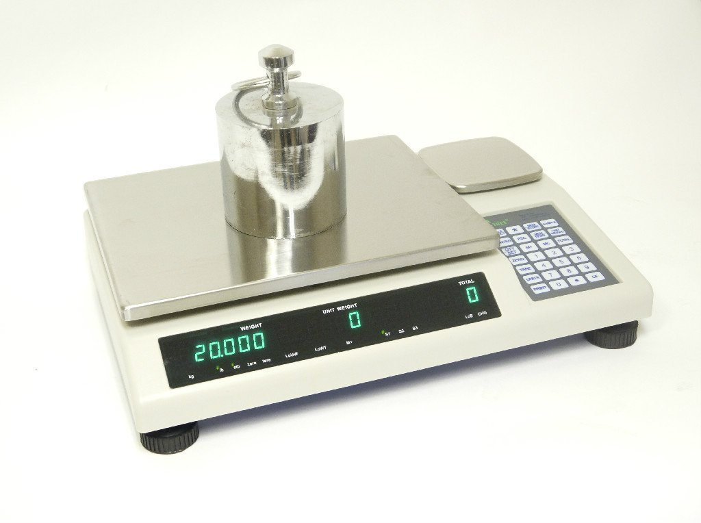 Tree Dual Counting Scale DCT50