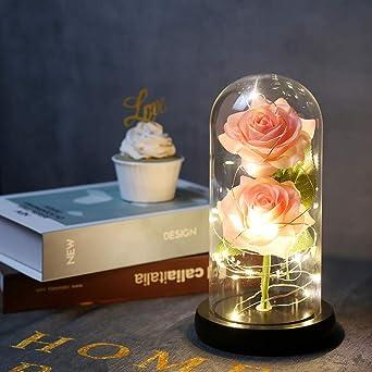 Fleur artificielle Led