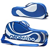 Papepipo Portable Pickleball Racket Bag - Outdoor Sports Duffel Bag, Pickle-Ball Equipment Shoulder Handbag with…