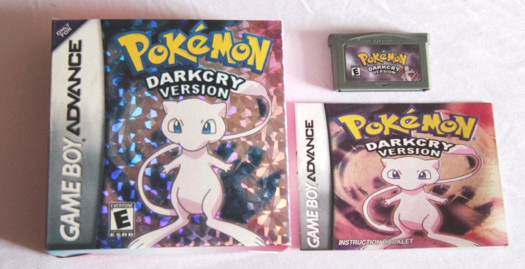 pokemon darkrai version gba download