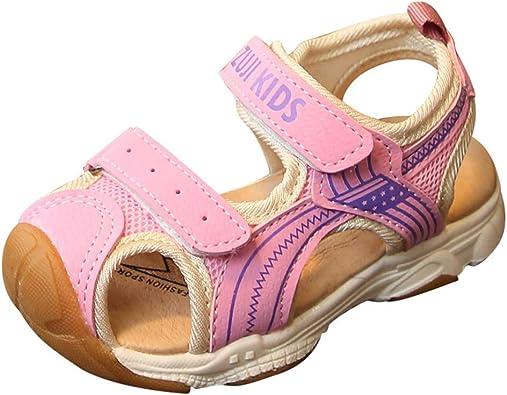 LEvifun Sandales Bébé Fille Garçon Mode Chaussure Bébé Fille