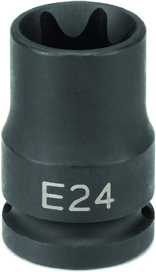 "Grey Pneumatic 2124R 1//2/"" Drive x 3//4/"" Standard 12 Point Socket"