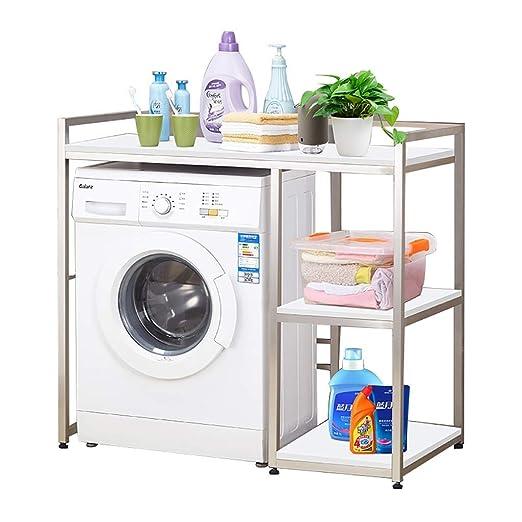 Estante Estante de almacenamiento for lavadora, almacenamiento ...