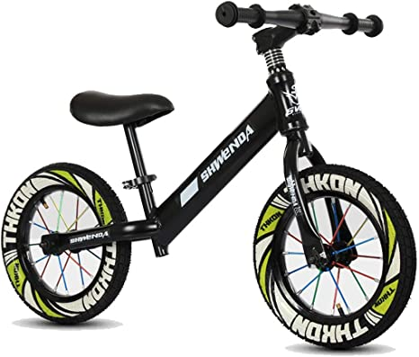 Delawen Bici de Equilibrio for niños pequeños Ultra Liviana de 3-6 ...