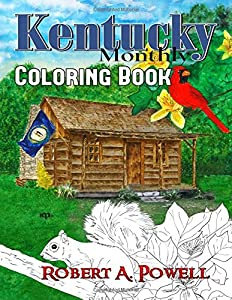 Kentucky Monthly Coloring Book