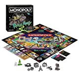 Monopoly Rick & Morty Board Game - GameStop Exclusive