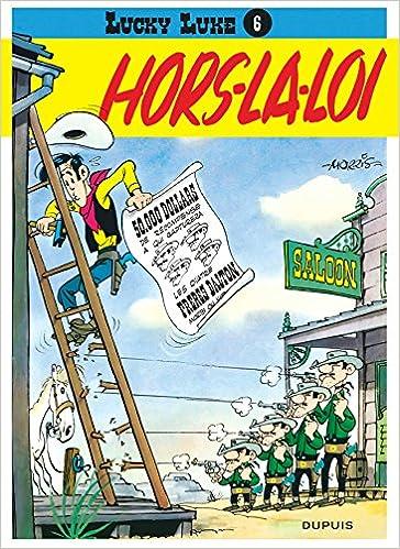 Livres gratuits Lucky Luke, tome 6 : Hors-la-loi epub pdf