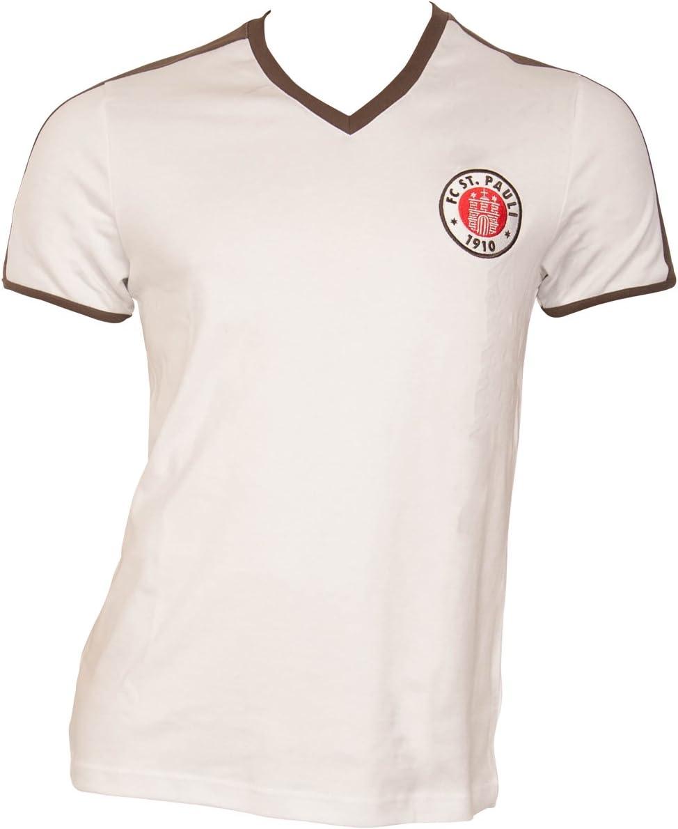 FC St. Pauli de fútbol – Camiseta Retro Camiseta de 1985 con SG ...