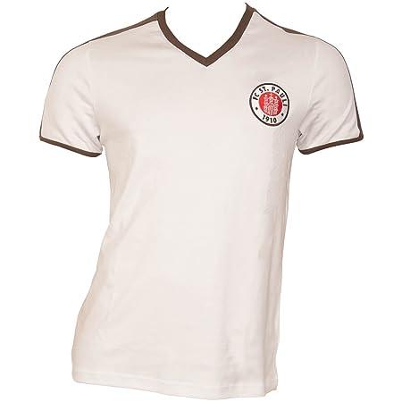 FC St. Pauli de fútbol - Camiseta Retro Camiseta de 1985 con SG ...