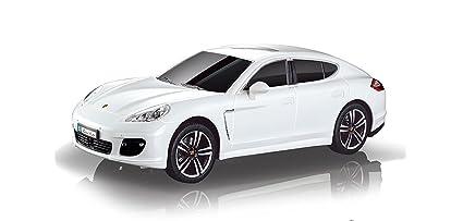 Braha Porsche Panamera 118 R/C Car, White