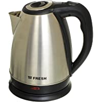 Fresh Stainless Kettle ESK17154 1.7 Liters - Silver