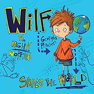 Wilf the Mighty Worrier Audiobook