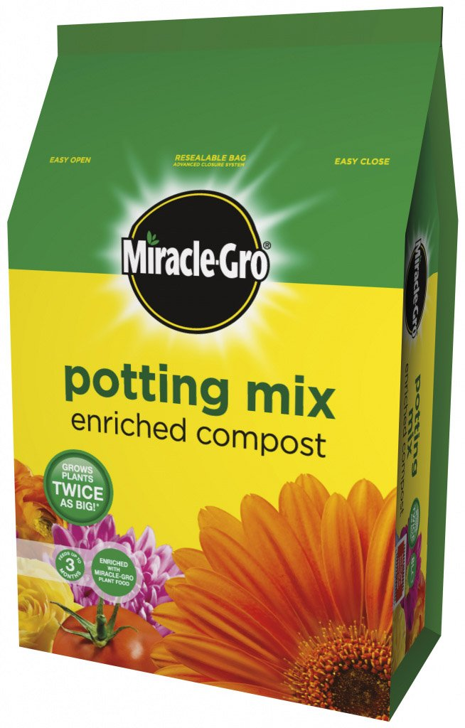 Miracle Gro Potting Mix - 8L